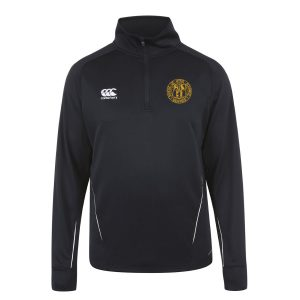QEGS 1/4 ZIP MID LAYER TOP CHILD SIZES-0