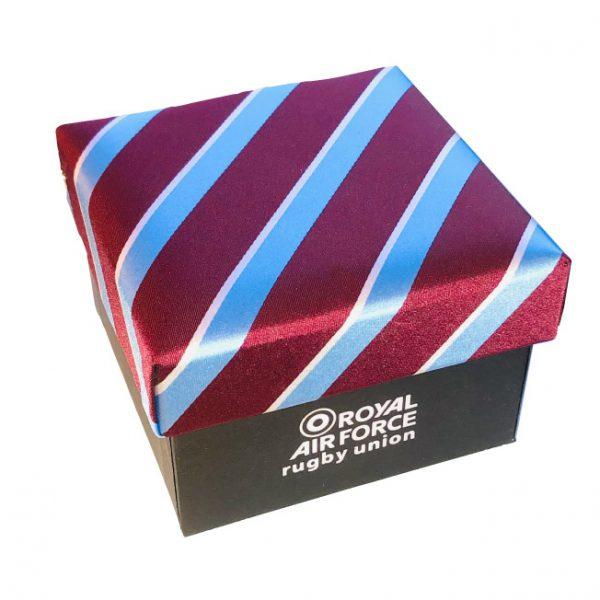 RAFRU100 Tie & Cufflinks-1456