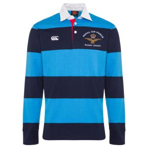 RAFRU Hooped L/S Rugby-0