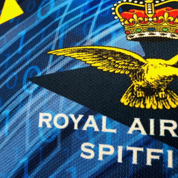 RAF 7s Bletchley Singlet